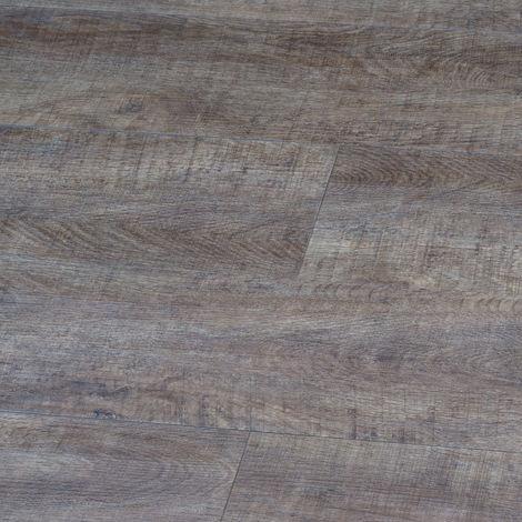 LVT uniclic Summer Oak 172mm x 1210mm Luxury Vinyl Bathroom Floor Tiles