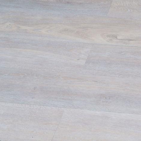 LVT uniclic Winter Oak 172mm x 1210mm Luxury Vinyl Bathroom Floor Tiles