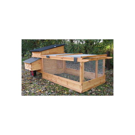 Lynford Portable Coop and Run