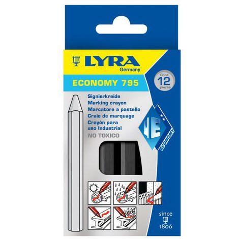 LYRA 12PC CRAIE FRAP 795 BLACK