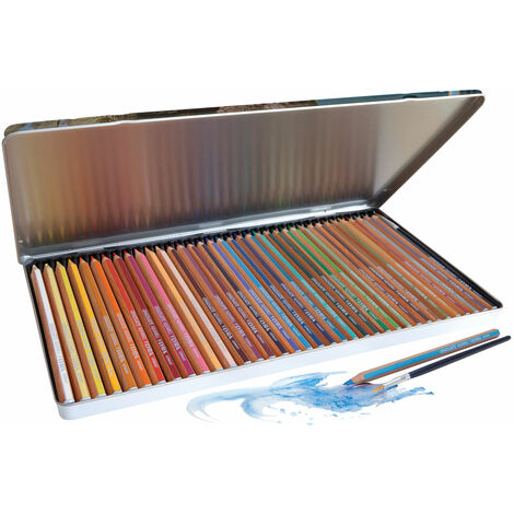 Lyra 2881360 Graduate Aqua Watercolouring Pencils 36 Metal Box