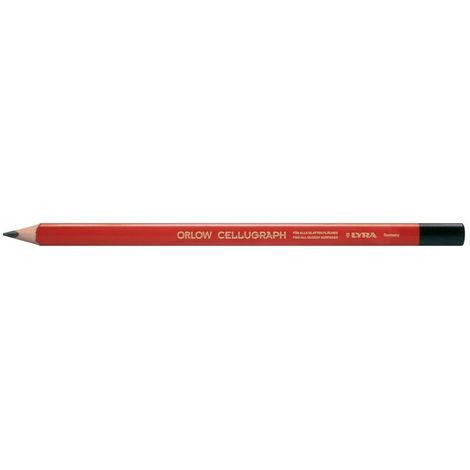 Lyra Allesschreiber a 12 Stück rot 24cm SB