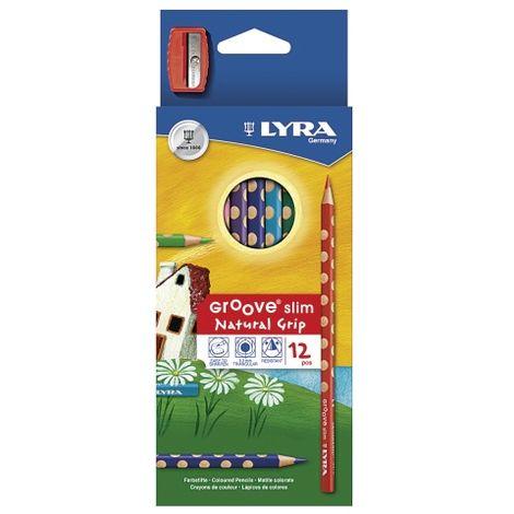 Lyra Groove Slim K12 lackiert