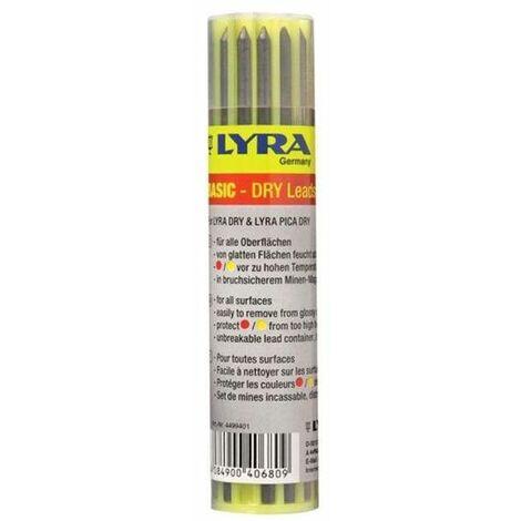 Lyra Mina Dry Profi Nera 12 Pezzi
