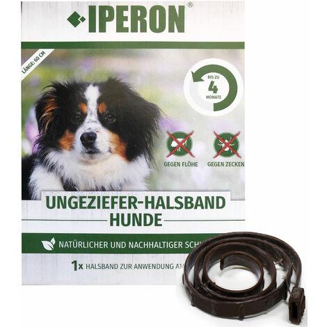 Lyra Pet IPERON Bio Flohhalsband Hund 60 cm