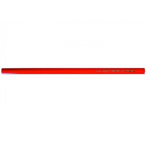 Lyra Zimmermanns Bleistift 333 oval rot 30 cm