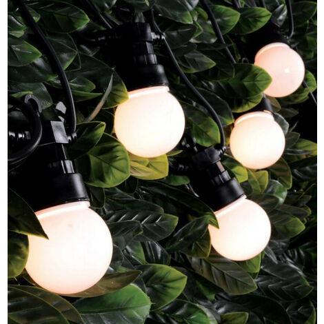 Lyyt LED 5.2 Metre Festoon Waterproof Warm White (10 Lights)