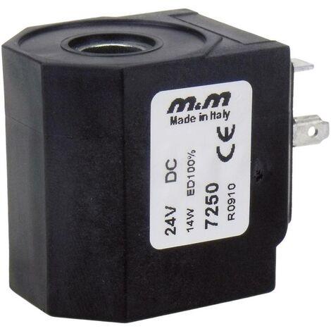 M & M International Spule 7251 24 V/DC (max) 1St. S62318