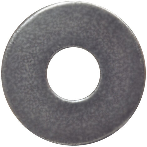 M10 Bright Zinc Repair Washers - Penny Washers (100 Pack)
