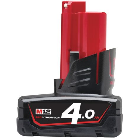 M12 Red Lithium-Ion Battery Packs