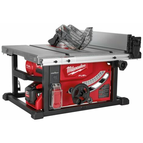 M18 FTS210 ONE-KEY™ Cordless Table Saw 18V 1 x 12,0Ah Li-ion (MILM18FTS12)