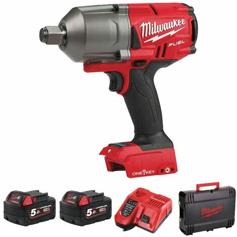 "M18CHIWF34-502X M18 FUEL High Torque 3/4"" Impact Wrench with Friction Ring"