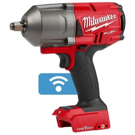 """M18ONEFHIWF12-0 M18 One Key FUEL High-Torque 1/2"""" Impact Wrench with Friction Ring"""
