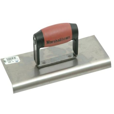 M192SS Cement Edger Stainless Steel 10in Dura