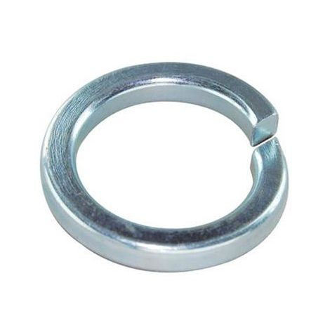 M20 Spring washer mild steel zinc plated DIN7980