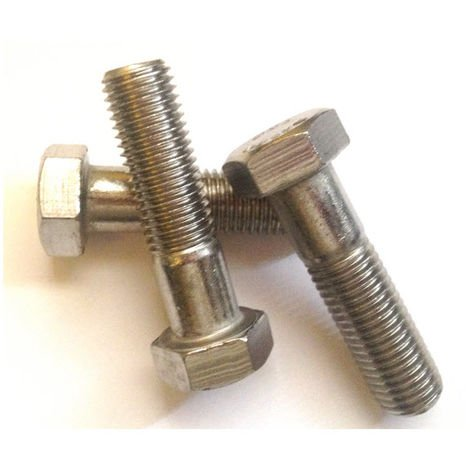 M20 x 65 mm Hex Bolt - A2 Stainless Steel DIN931