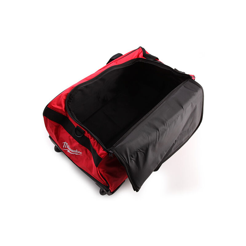 Image of Milwaukee 4931427040 M18 M28 Large Contractor Tool Bag with Wheels - 4931427040