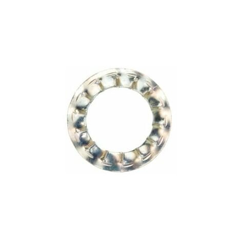 Serrated Lock Washers A2 Stainless DIN 6798-50 PK M20 External Shakeproof