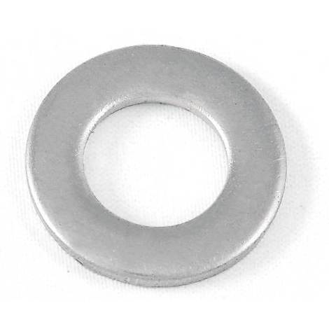 M6 Flat Washer - Self Colour Mild Steel DIN125