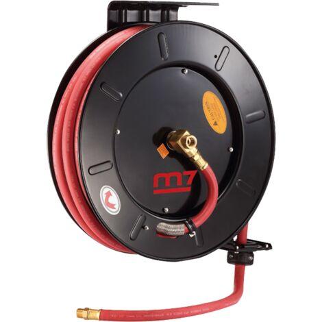M7 - Enrouleur automatique carter ouvert 20M connexion 1/2