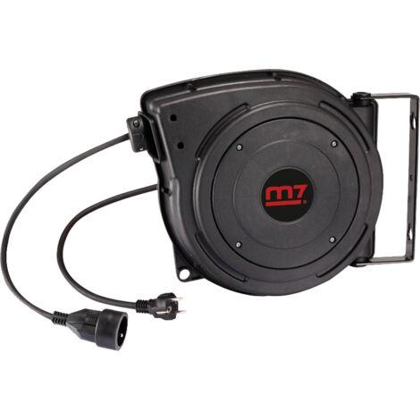M7 - Enrouleur automatique électrique 15M (3x2.5mm²) H07RN-F
