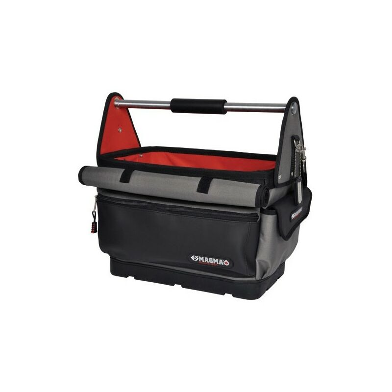 Image of MA2634 Tool Tote With Roll-up Cover 490mm - Magma