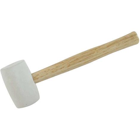 Maceta de goma blanca 680 g - NEOFERR
