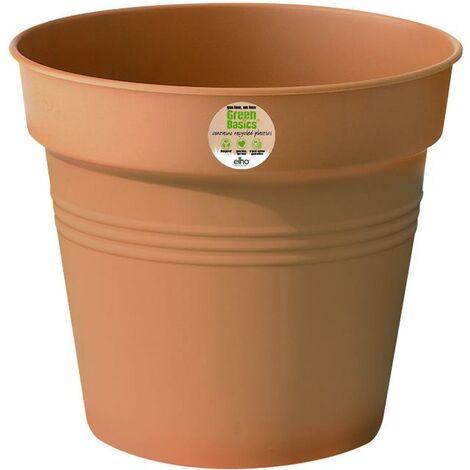 Maceta Green Basics Tierra Elho (17 Cm)