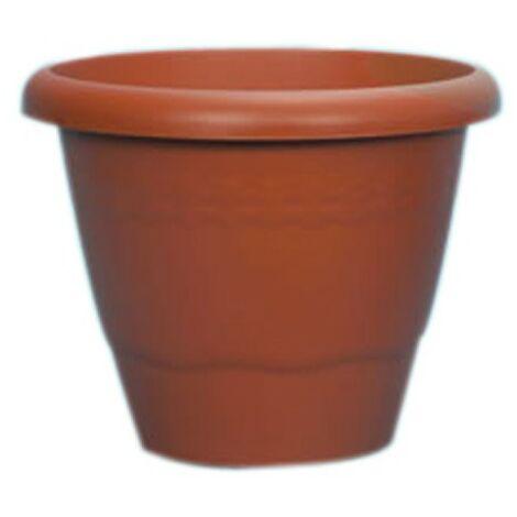 Maceta Plástico color Terracota Gardenia - - 509088 - 60 CM..