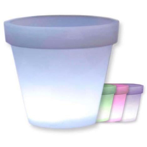 Macetero luminoso RGB KANT, RGB