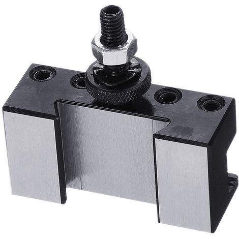 "main image of ""Machifit DMC-250-000 Cuniform GIB Tipo Quick Change Tool Kit Tool Pole Kit 250 001-010 Portaherramientas para herramientas de torno Hasaki"""