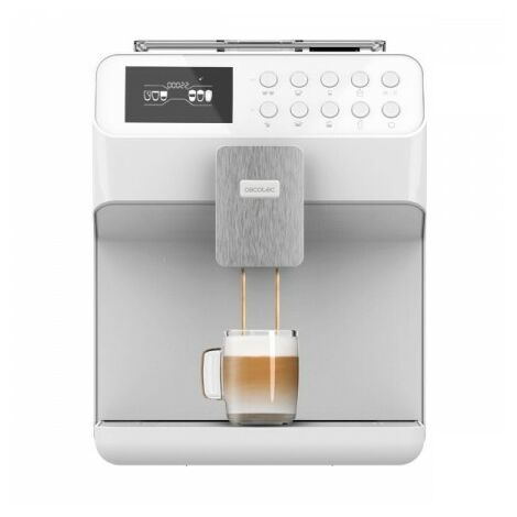 Machine à café automatique power matic-ccino 7000 blanca cecotec