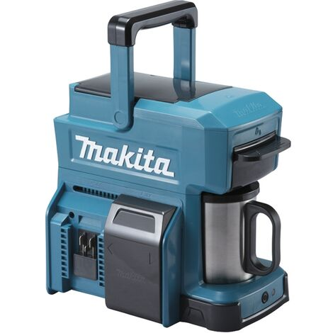 MACHINE À CAFÉ MAKITA 18 V OU 12 V LI-ION (PRODUIT SEUL) - DCM501Z - -