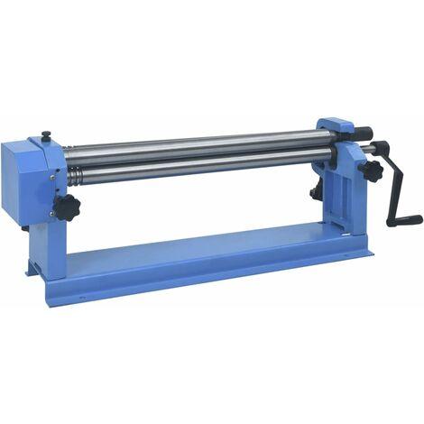 Machine à cintrer 640 mm Acier