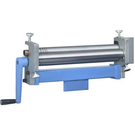 Machine à cintrer à plaque d'acier manuelle 320 mm