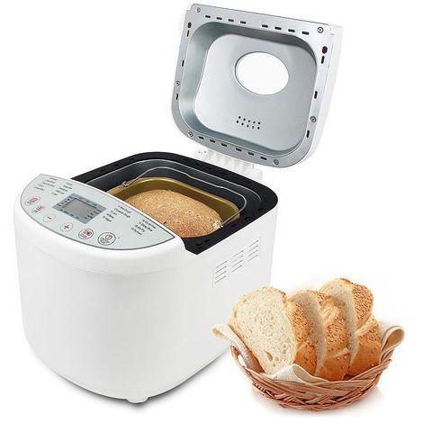 machine confiture machine pour pain fait maison blanc mat riau plastique gt40139a1w. Black Bedroom Furniture Sets. Home Design Ideas