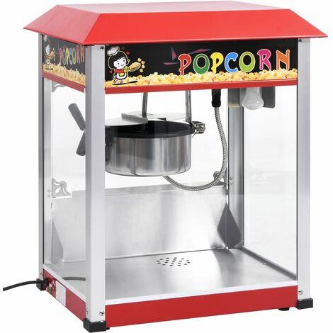 Machine à pop-corn avec pot de cuisson en téflon 1400 W