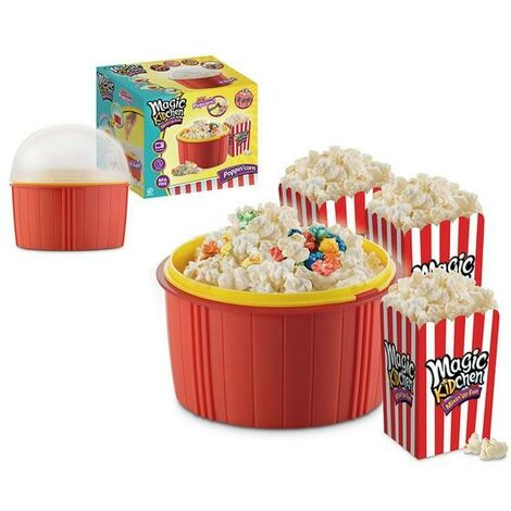 Machine à Popcorn Magic KIDchen Popping' Corn