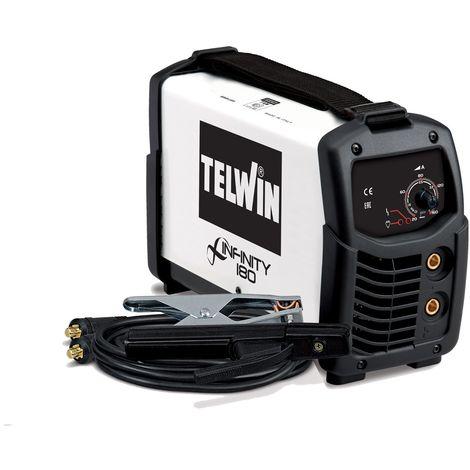 Machine à souder Inverter Telwin Infinity 180