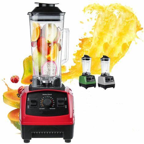 Machine de cuisson multifonctionnelle de mélange de ménage, complément alimentaire, machine à casser les murs de machine à lait de soja, (ROUGE, machine à casser les murs)