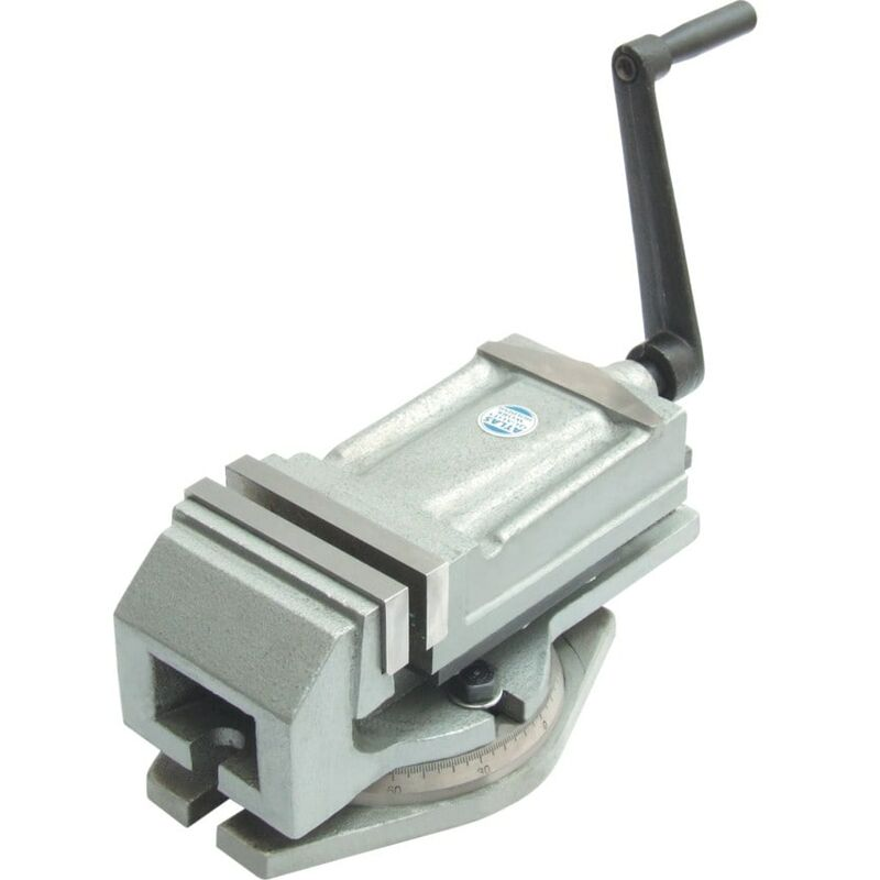 Image of 4' Machine Vice with Swivel Base - Atlas Workholders