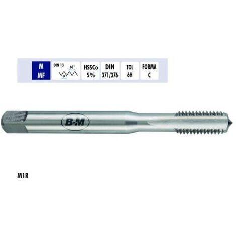 MACHO DIN371 F/C HSS-E M4X0,70