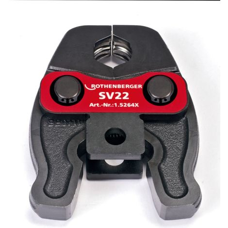 Mâchoire pour sertisseuse ROMAX COMPACT SV16