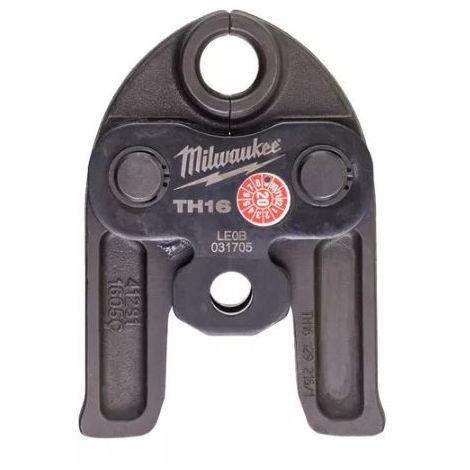 Mâchoires sertisseuse J12-TH16 MILWAUKEE - 4932430276