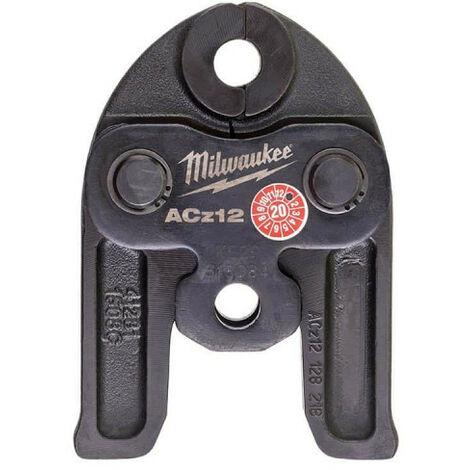Mâchoires sertisseuse MILWAUKEE M12 Diamant J12-ACz 12 - 12mm - 4932459388