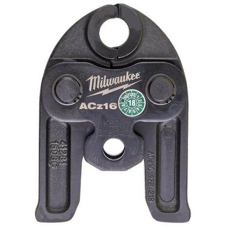 Mâchoires sertisseuse MILWAUKEE M12 Diamant J12-ACz 16 - 16mm - 4932459389