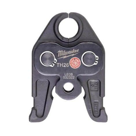 Mâchoires sertisseuse MILWAUKEE M18 J18-TH26 - 26mm - 4932430284