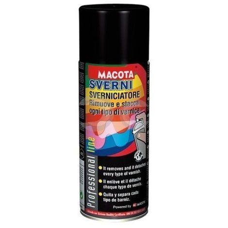 MACOTA Sverniciatore Sverni Spray Universale Rimuove Stacca Ogni Vernice