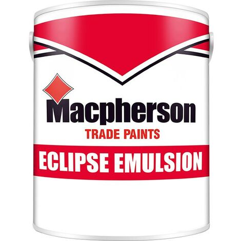 Macpherson Eclipse - Brilliant White - 15L