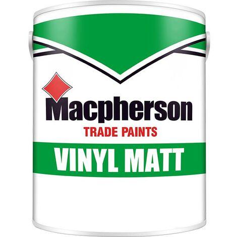 Macpherson Vinyl Matt - Black - 2.5L